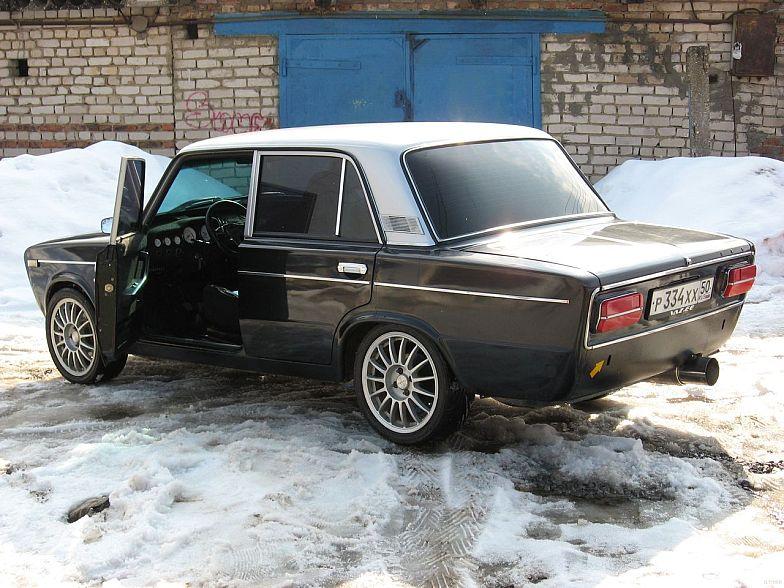Русский тюнинг авто.
